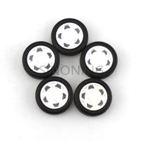 Diameter 26mm Tires Rubber Toy Car Wheel Part DIY model accessories