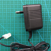 HUANQI RC TANK 4.8V battery EU plug adapter Charger