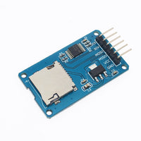 Micro SD Storage Expansion Board  TF Card Memory Shield Module SPI For Arduino
