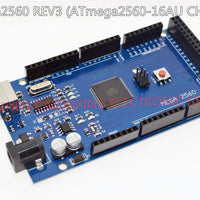 Mega 2560 R3 Mega2560 REV3 (ATmega2560-16AU CH340G) Board ON USB Cable compatible for arduino [No USB line]