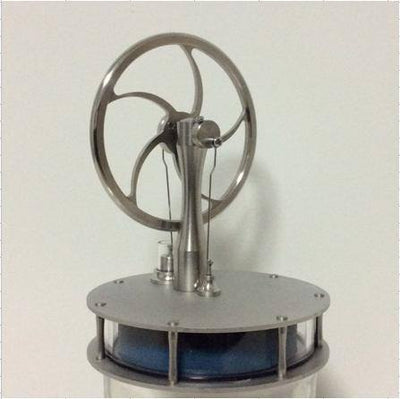 Stirling Engine Precision Physics Teaching coffee tea ornaments novelty gifts