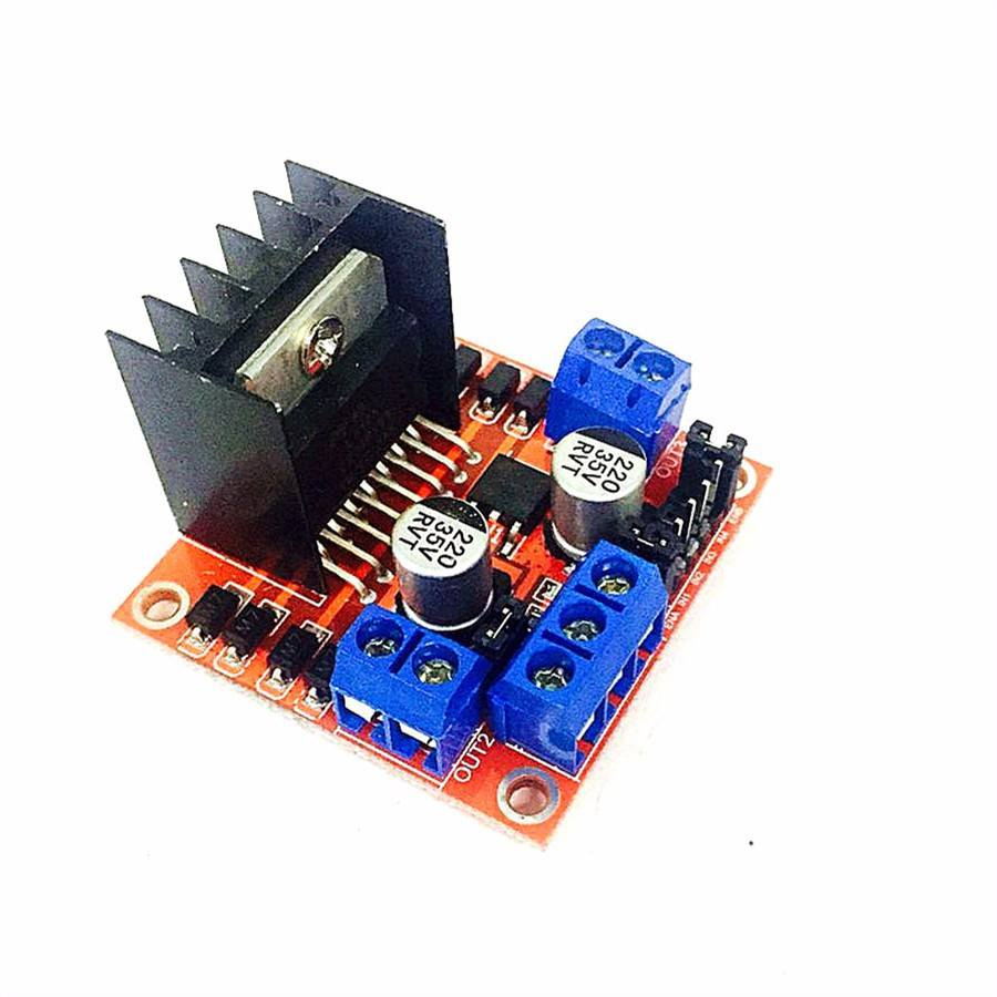 L298N motor driver board module L298 for arduino stepper smart car robot