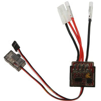 320A ESC Brushed Electric Speed Controller Brush ESC 4.8-7.4V For 1/8 1/10 RC Car Truck Boat For HSP 1/10