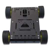 Smart Robot Chassis Kit FOR Arduino Avoidance chasis robotic 4WD