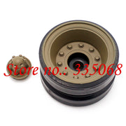 HENG LONG 3839/3839-1 RC tank U.S.M41A3 1/16 spare parts No.39-006 Main wheel / plastic wheel