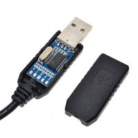 Free shipping 1pcs/lot PL2303 PL2303HX USB to UART TTL Cable module 4p 4 pin RS232 Converter in stock