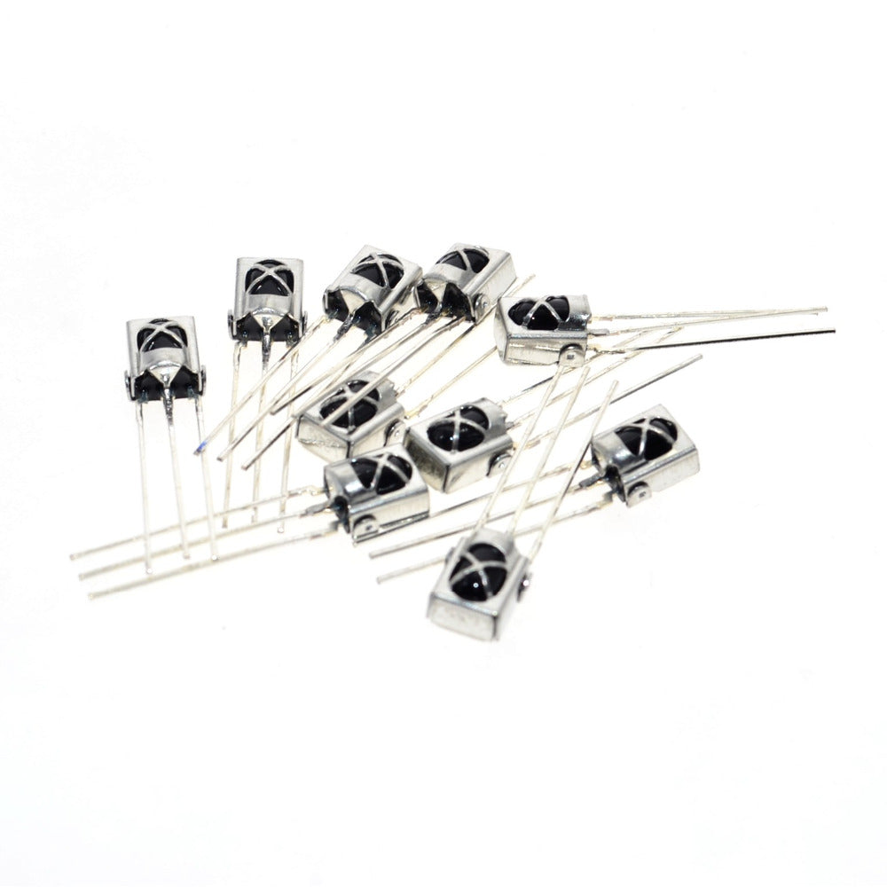 10pcs/LOT eneral integration universal infrared receiving head/Infrared sensor HX1838 / VS1838 VS1838B