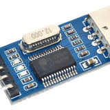 Free Shipping PL2303HX module Download line on STC microcontroller  USB to TTL Programming unit In the nine upgrade