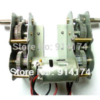 henglong 3838 3839 3878 3889-1 3908-1 3918-1 ect  1/16 RC tank parts metal  drive system/metal  gear box  free shipping