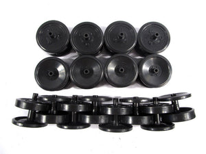 HENG LONG SPARE PARTS NO.:18-042/043/044/045 road wheels A/B/C/D for HL 3818/3818-1 RC tank German tiger I