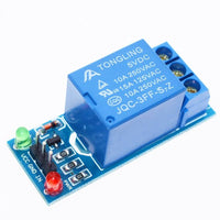1PCS 5V low level trigger One 1 Channel Relay Module interface Board Shield For PIC AVR DSP ARM MCU Arduino .