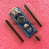 Nano 3.0 controller compatible for arduino nano CH340 USB driver (NO CABLE)