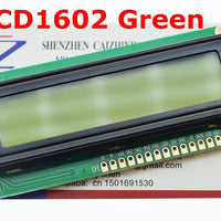 LCD1602 module green screen 16x2 Character LCD Display