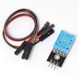 Arduino DHT11 Temperature and Relative Humidity Sensor Module