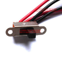 Heng Long Tank On Off Switch Wire Accessory part for 1/16 R/C Tank Replacement