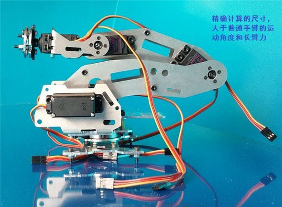 6 DOF robot arm robot abb industrial robot model six-axis robot 1