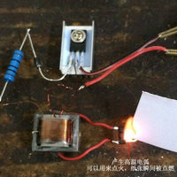 Inverter boost voltage generator arc ignition coil module electronic cigarette diy small production suite