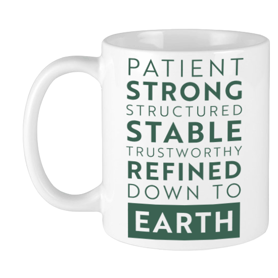 Earth Sign Mug