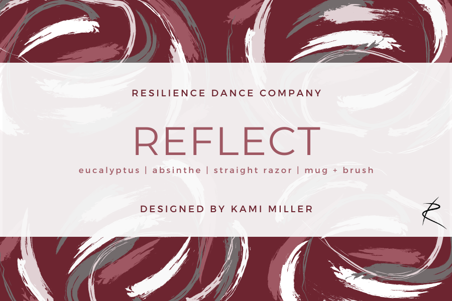 RESILIENCE Dance Company: Reflect candle