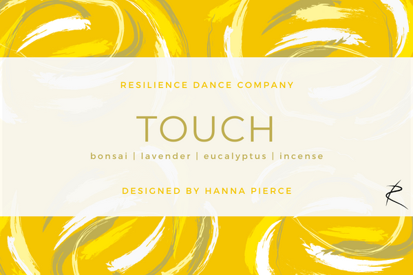 RESILIENCE Dance Company: Touch candle