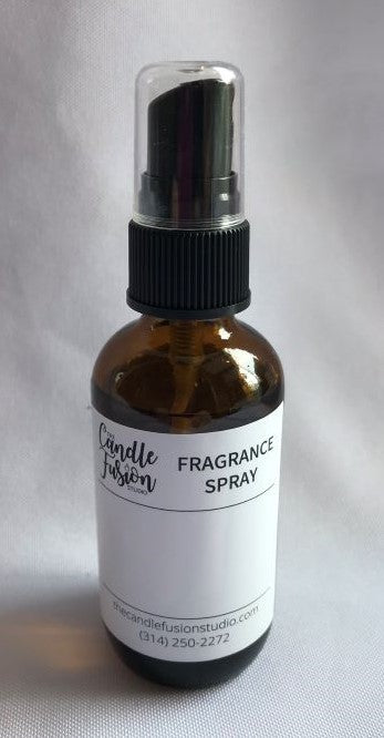 Fragrance spray