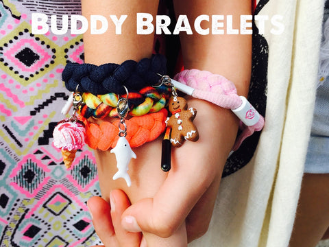 Buddy Bracelets & Buddy Bracelets for charms
