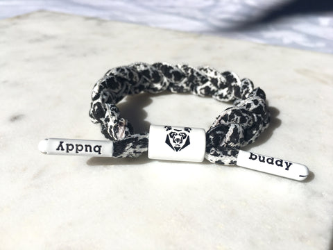 #Available now Bravehearts Charity Buddy Bracelet mini ⭐️Warrior⭐️