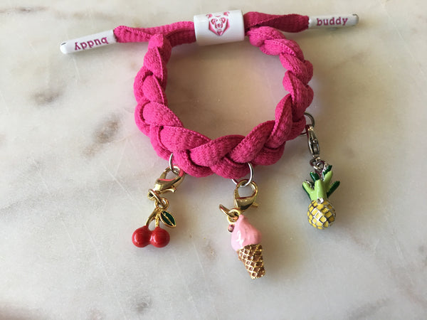 Buddy Bracelet for charms      🌸 PINK POWER