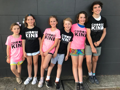 CHARITY Choose Kind T-Shirt