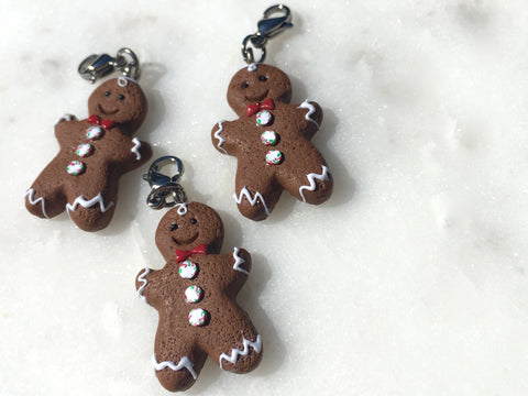 #Christmas Gingerbread Charm ✨ Limited Edition ✨