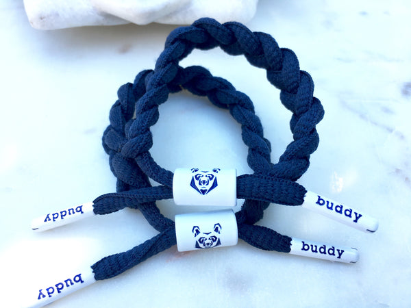 Buddy Bracelet 🍍🐸 Bundle of two & you choose the colour