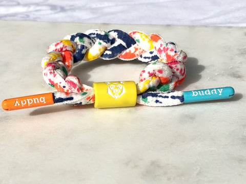 #Buddy Bracelet mini ☀️Sunburst Colour Crazy☀️