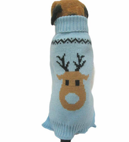 Knitted sweater - 4paws