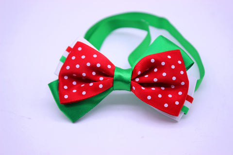 Christmas Bowties - Many styles - 4paws