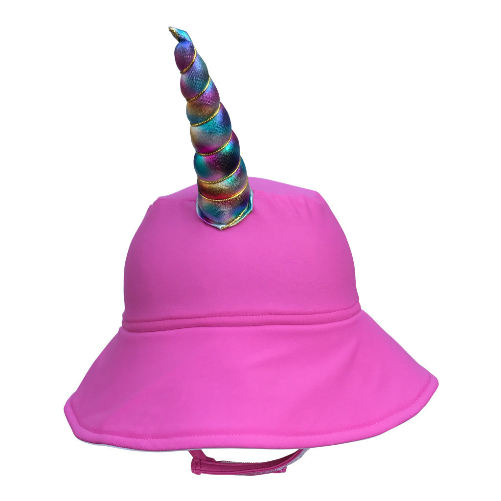 44d587f9237 Best Sun Hat for Toddlers   UPF50 Sun Protection Unicorn Hat - Tiny ...