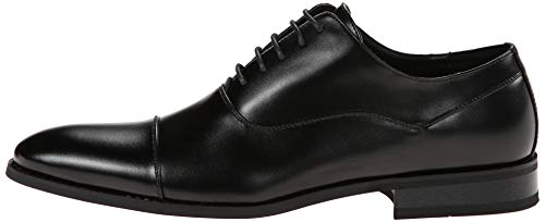 Unlisted by Kenneth Cole Men's Half Time Oxford, Black