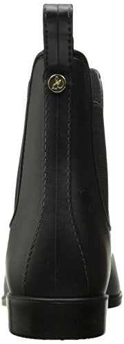Sam Edelman Women's Tinsley Classic Rain Boot, Black, 7 Medium US