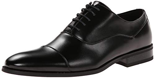 Unlisted by Kenneth Cole Mens Jimmie Dark Brown Wing Tips Size 11.5 1586054