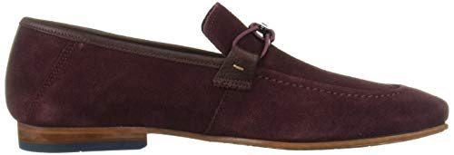 Ted Baker Men's Siblac Loafer Dk Red