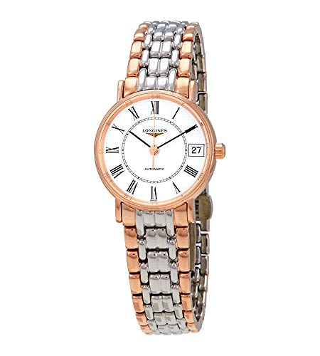 Longines Presence Automatic Ladies Two Tone Watch L4.322.1.11.7