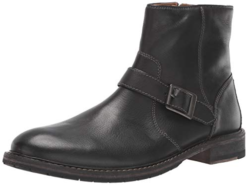 Clarks Men's Clarkdale Spare Ankle Boot, Black Leather