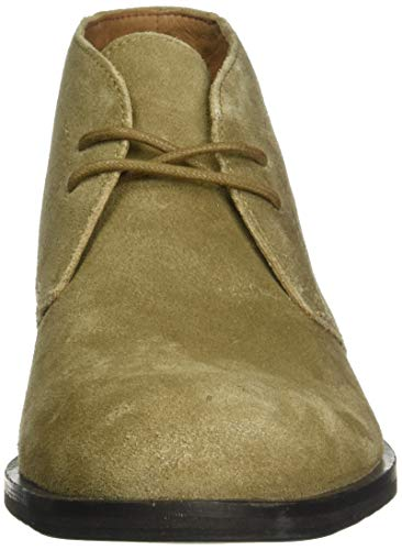 Frye Men's Scott Chukka Boot, Dark Ash