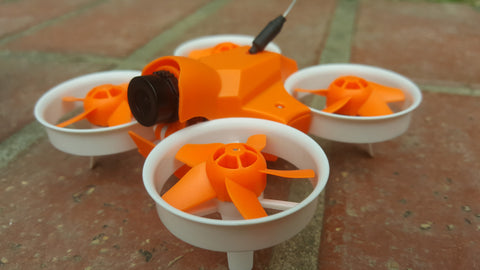 Warlark Pro ultimate micro Brushless - Bind and Fly