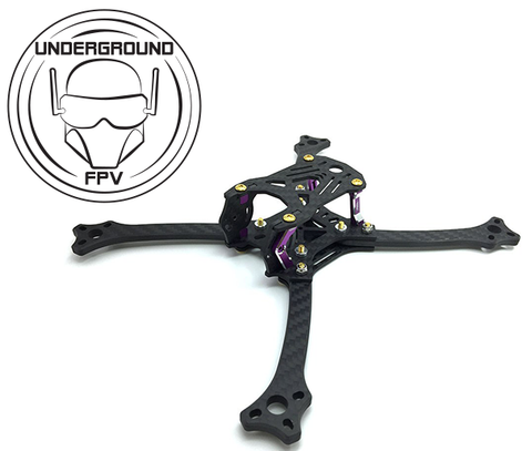 3B 211 Racing Frame Kit (Stretch X)