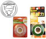 3M Scotch Double Sided Gel Tape (Softmount super gel)