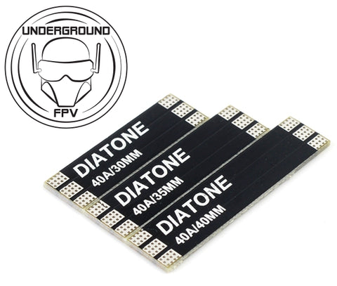 Diatone Brushless Motor Extension Plates (12pcs)