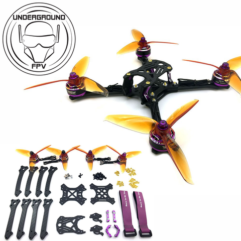 3B R211 Racing Frame Bundle ARF