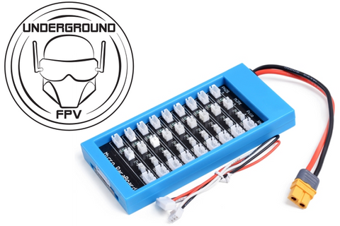 Micro Parallel Board Charger (Pico/PH1S/PH2S/XH2S Batteries)
