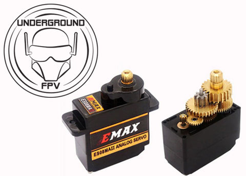EMAX ES08MA II 12g Mini Metal Gear Analog Servo