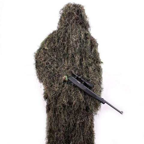The Woodsman Ghillie Suit
